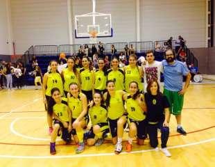 Junior Femenino. CB TERRALFAS 63- Benidorm 50