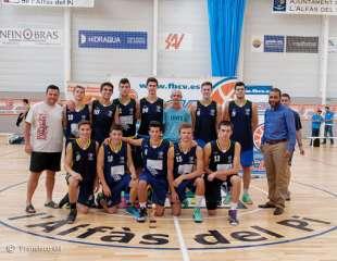 Alfás del Pi coronó a los campeones de la Lliga Valenciana 2014